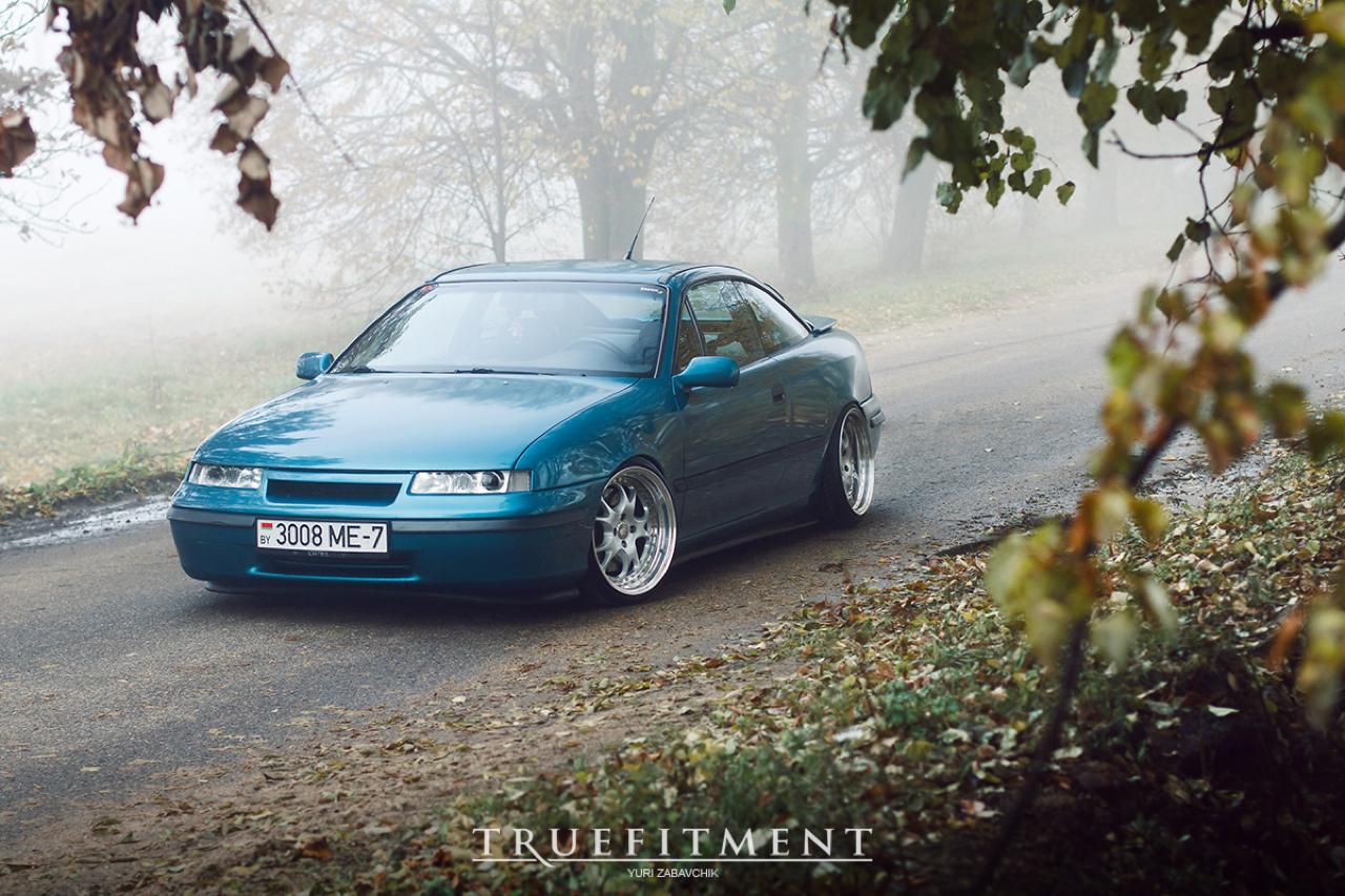 Opel Calibra... Mal aimée ou oubliée ?! 36