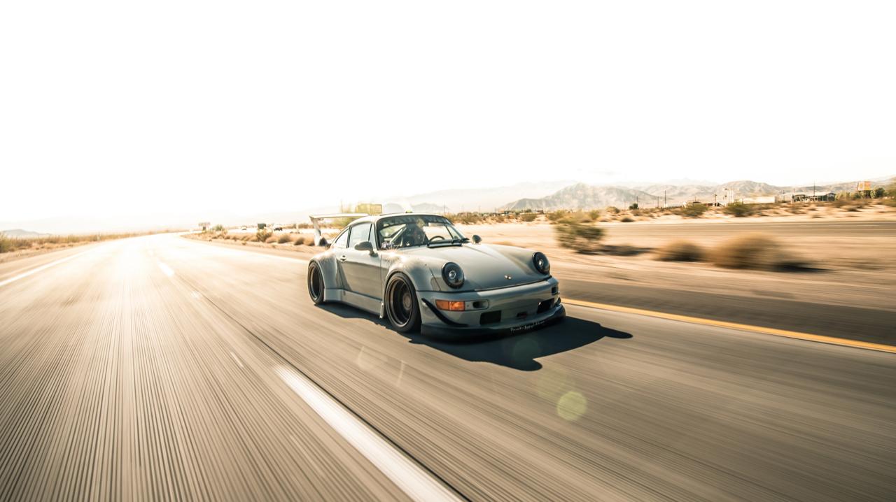Porsche 964 RWB Akiba - 100% Nakai San... 43