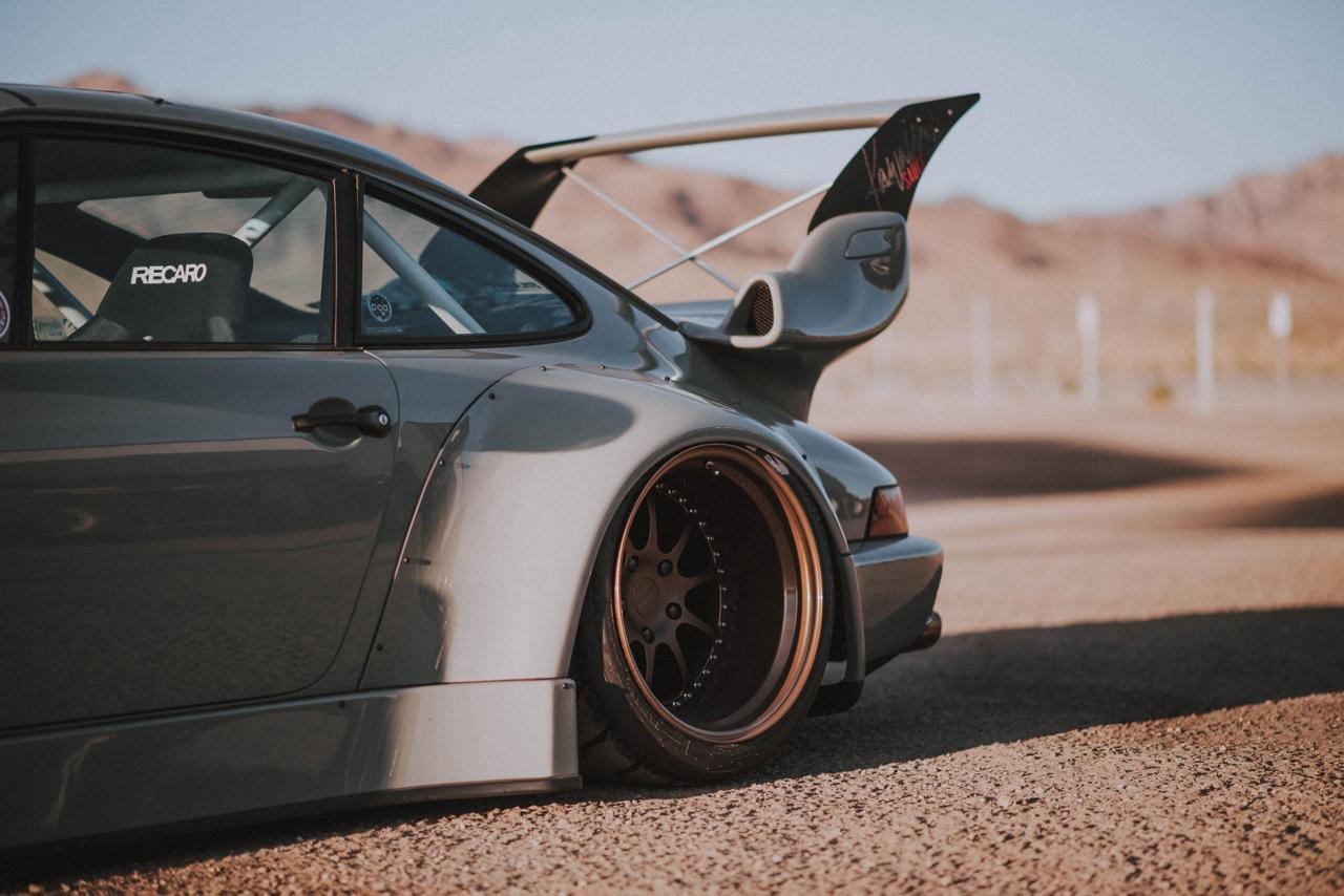 Porsche 964 RWB Akiba - 100% Nakai San... 47