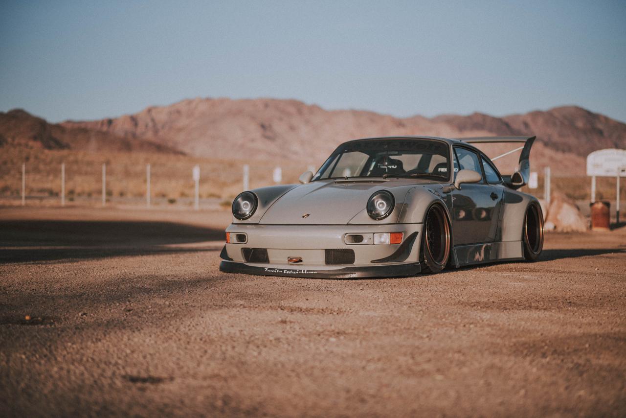 Porsche 964 RWB Akiba - 100% Nakai San... 49