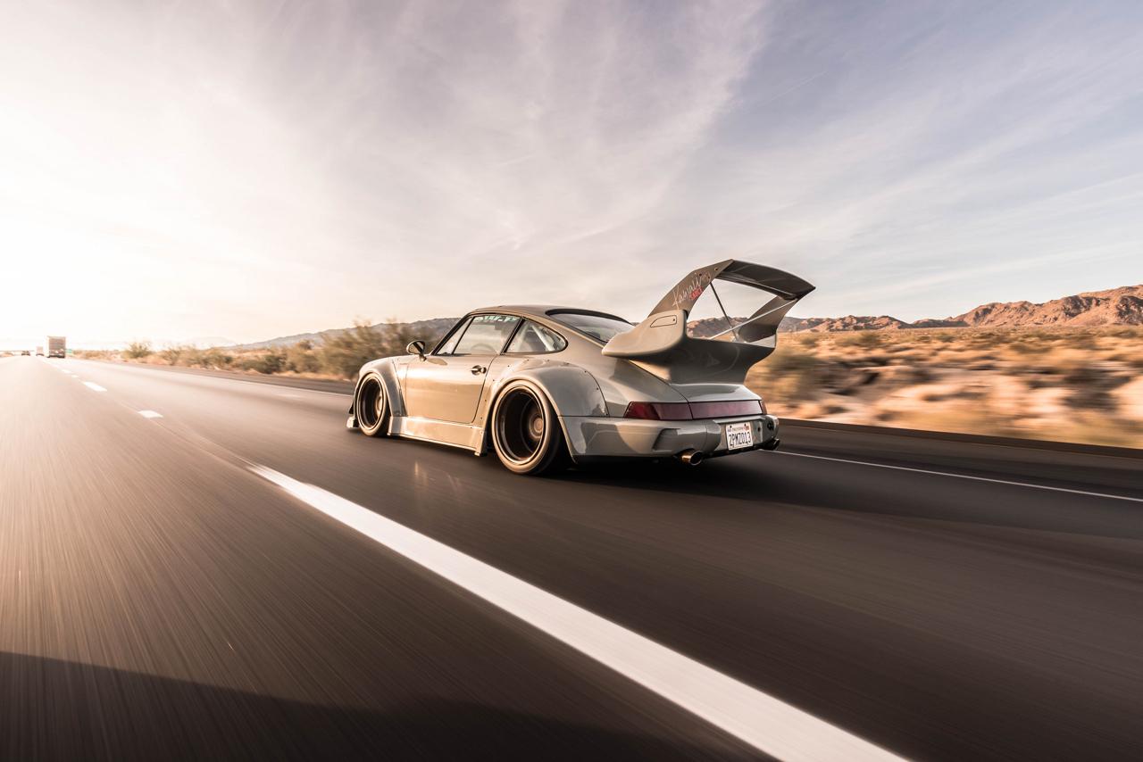 Porsche 964 RWB Akiba - 100% Nakai San... 48