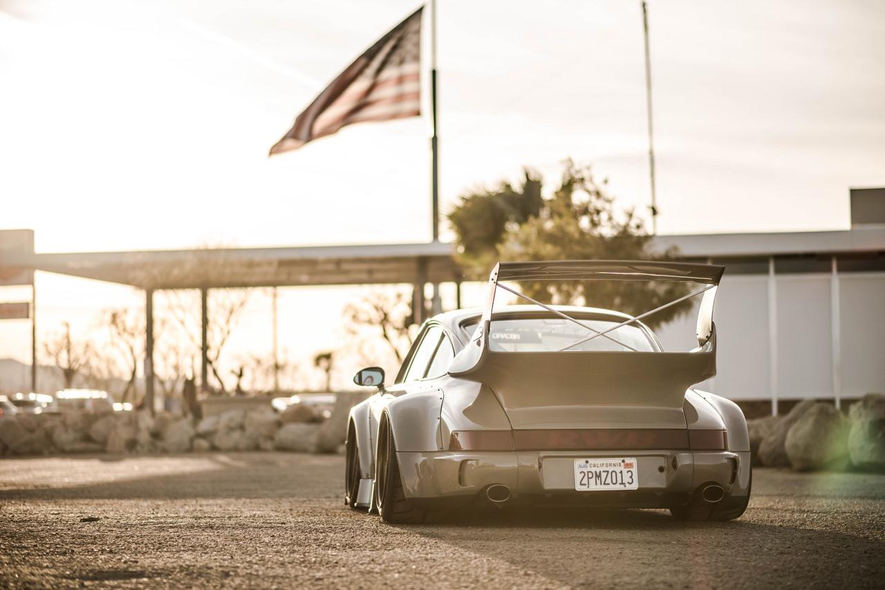 Porsche 964 RWB Akiba - 100% Nakai San... 60