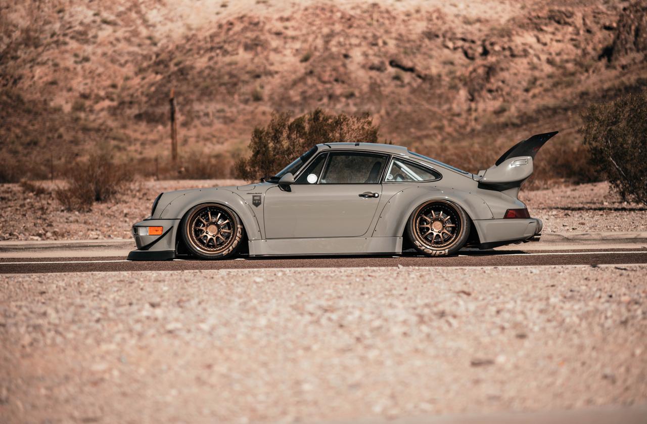 Porsche 964 RWB Akiba - 100% Nakai San... 45