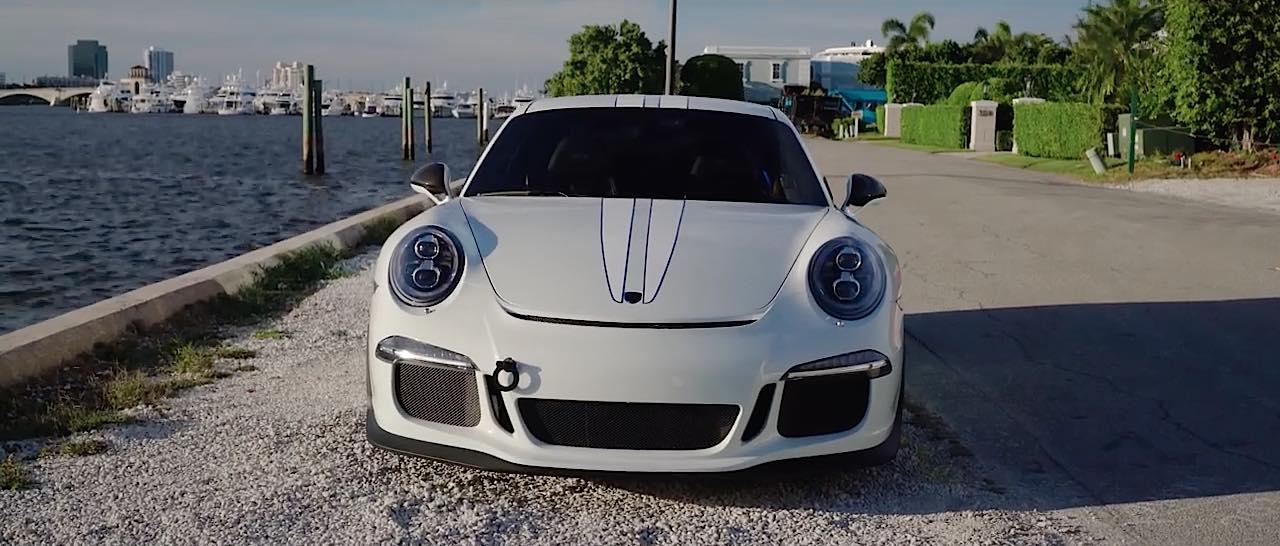 Porsche 991 GT3 - La sportive de la famille ! 1