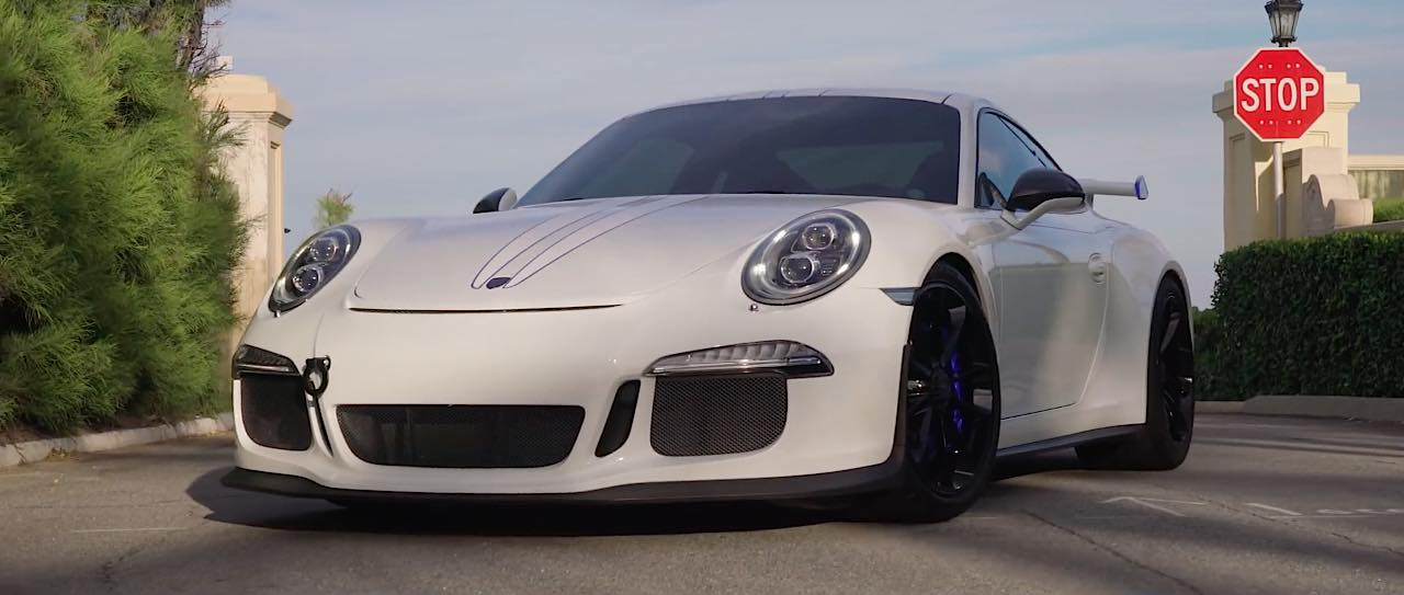 Porsche 991 GT3 - La sportive de la famille ! 4