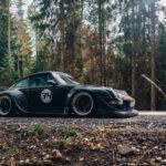 Porsche 993 Carrera RWB ! Presque sobre... 21