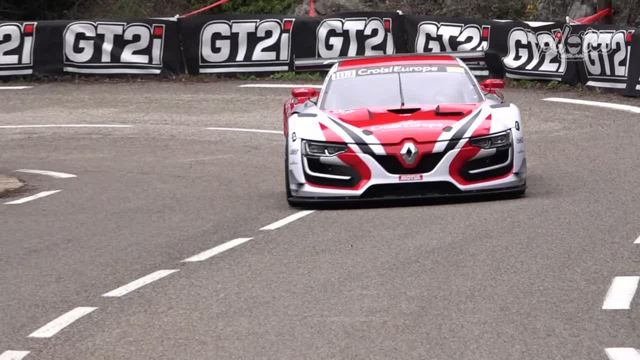 Hillclimb Monster : Renault R.S. 01 - Echappée des circuits ! 5