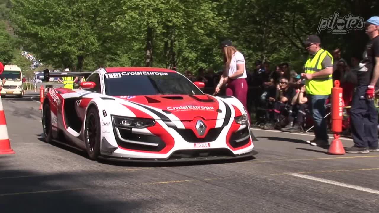 Hillclimb Monster : Renault R.S. 01 - Echappée des circuits ! 6