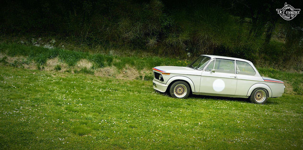 La BMW 2002 de Florian 21