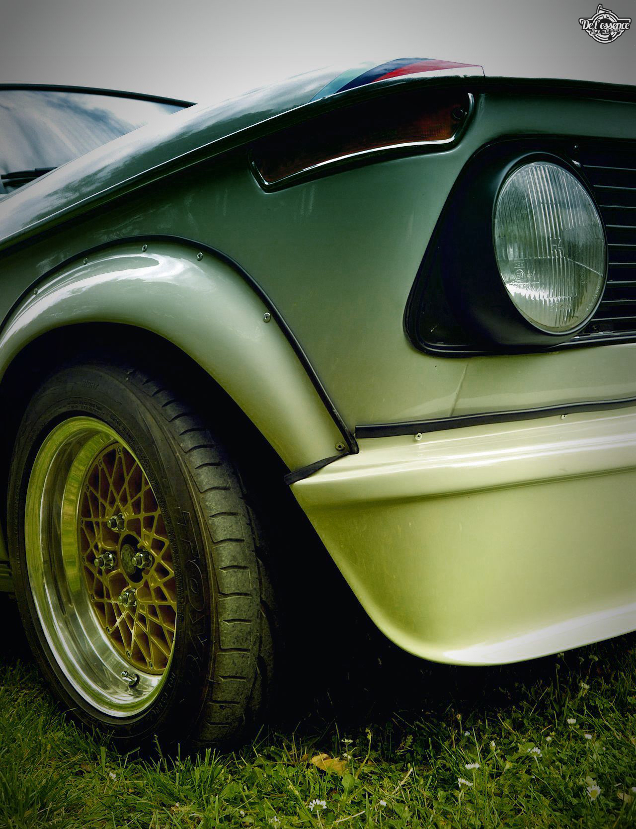 La BMW 2002 de Florian 24