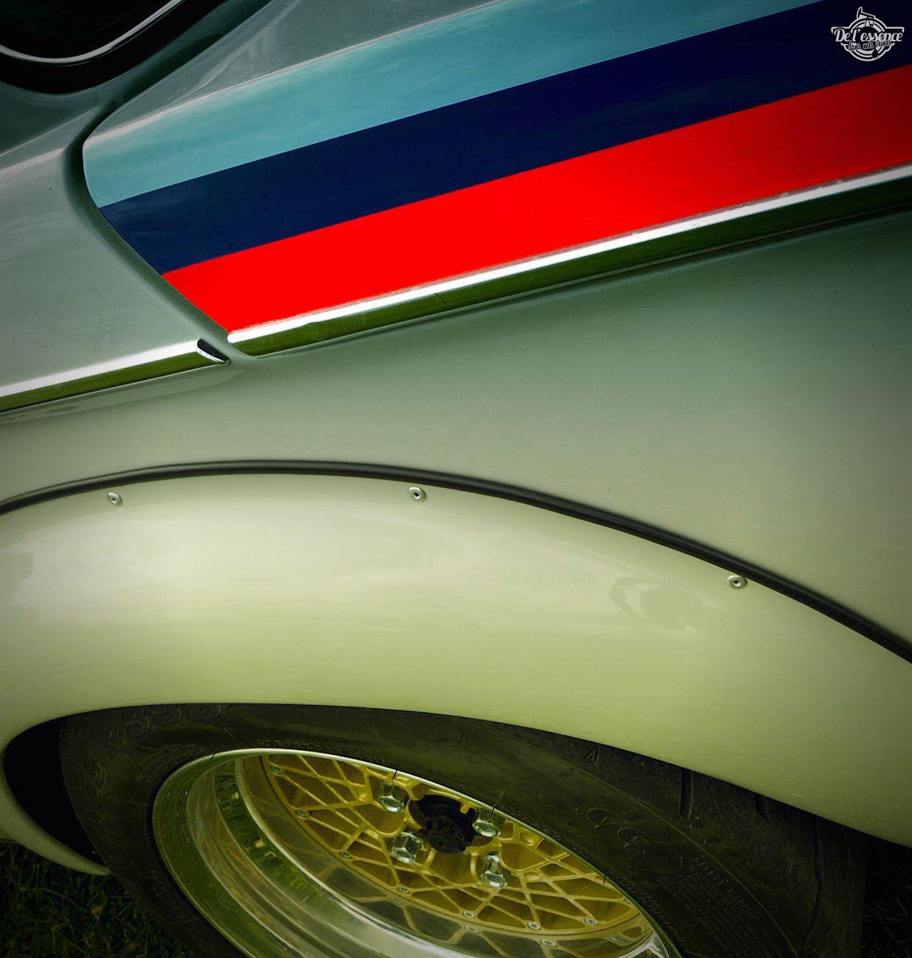 La BMW 2002 de Florian 18