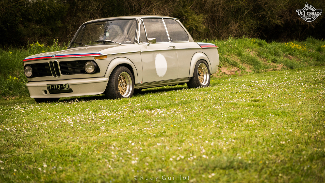 La BMW 2002 de Florian 25