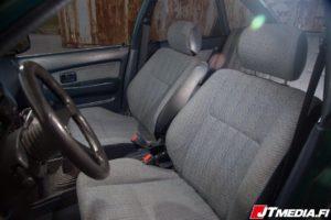 Toyota Corolla AE92... Voiture de location ! 11
