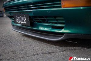 Toyota Corolla AE92... Voiture de location ! 7
