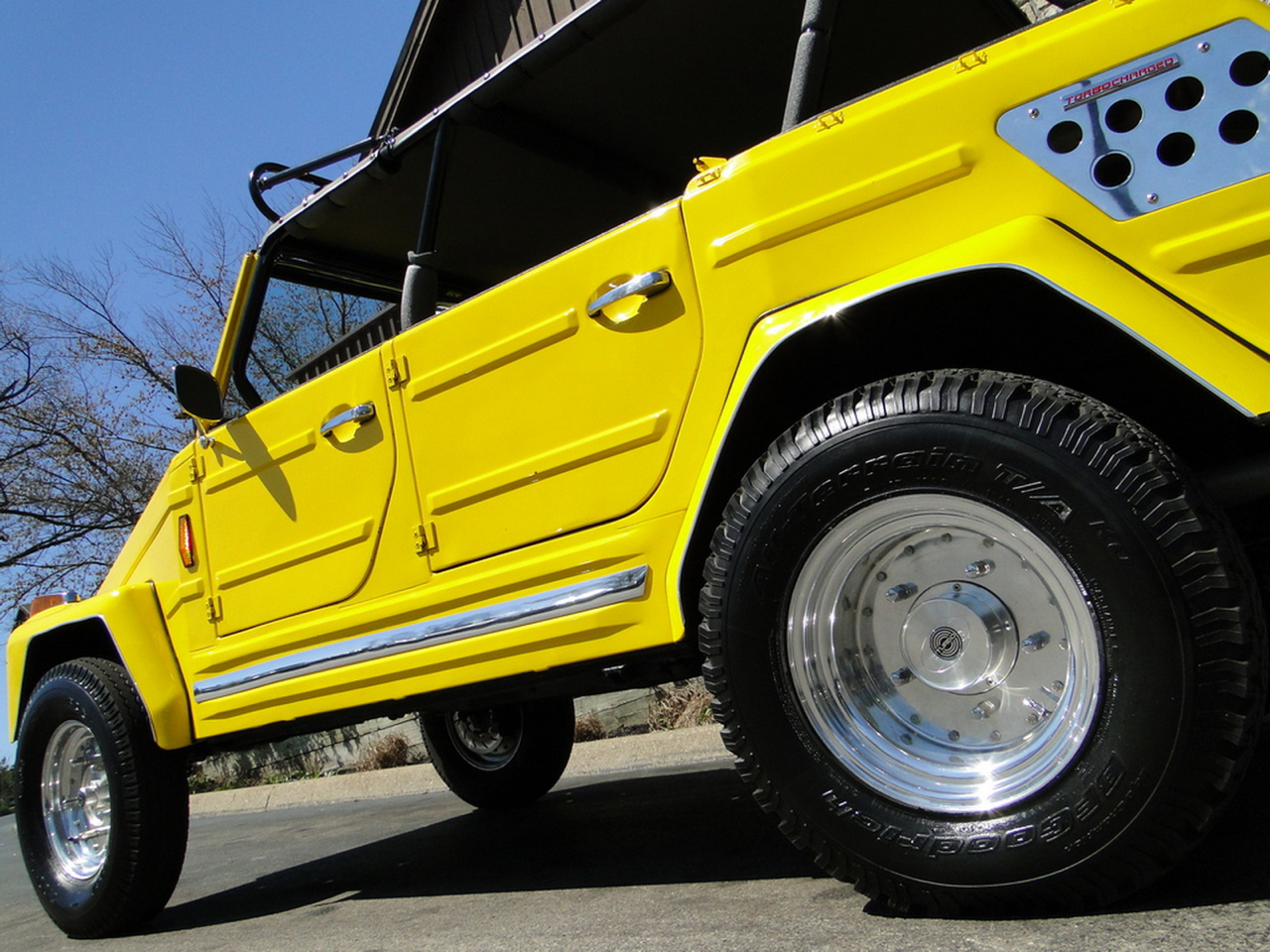 VW Type 181 : The Thing en rotatif ! 21