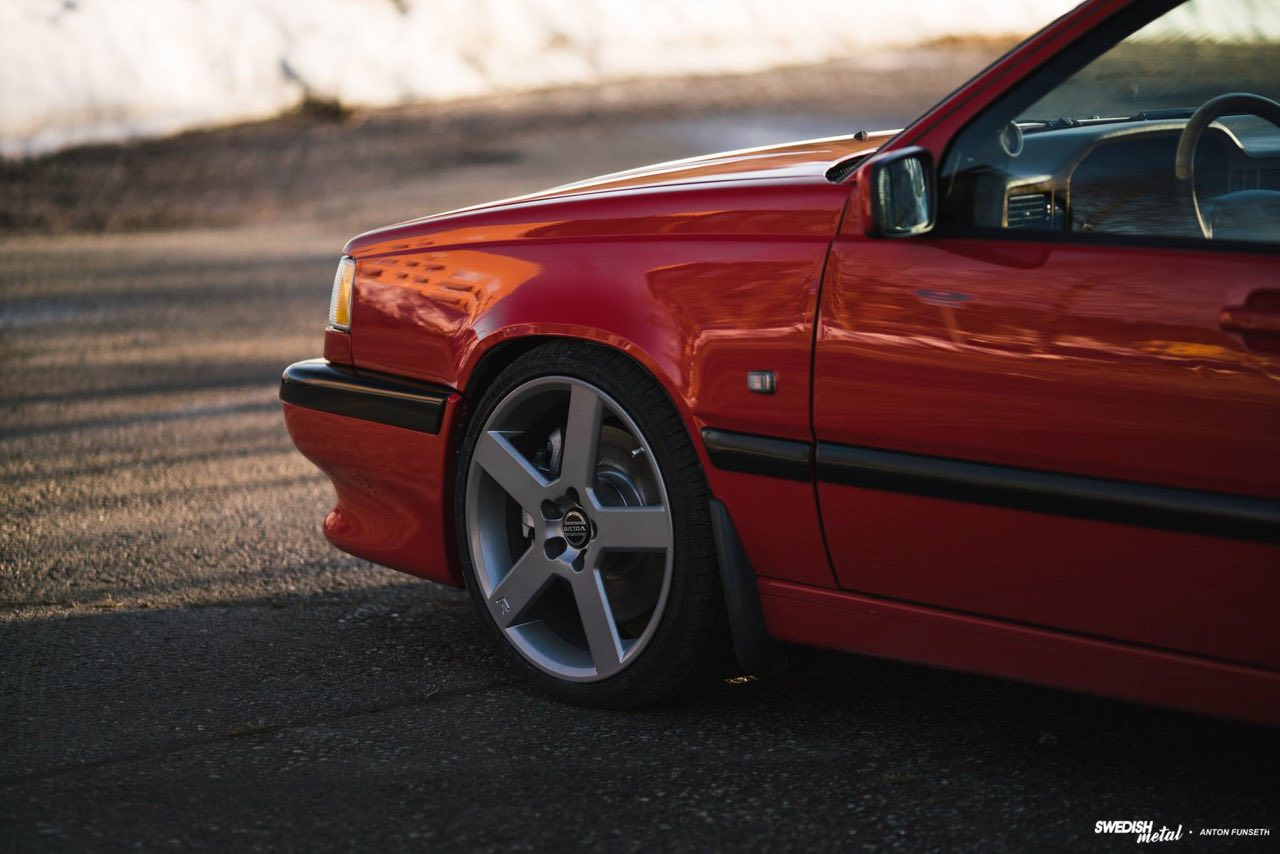 Volvo 850 R... La Sup'R Brique ! 3