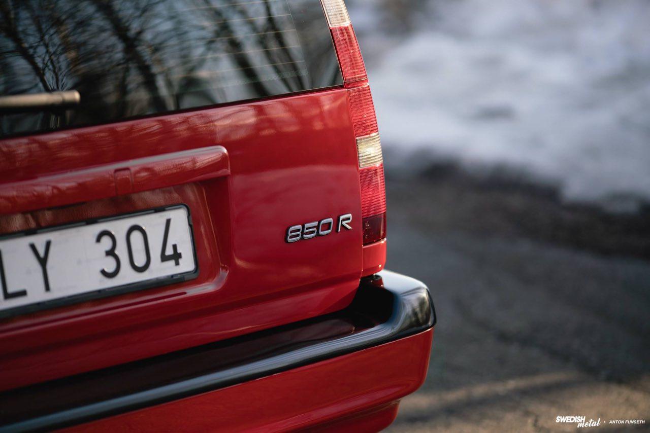 Volvo 850 R... La Sup'R Brique ! 1
