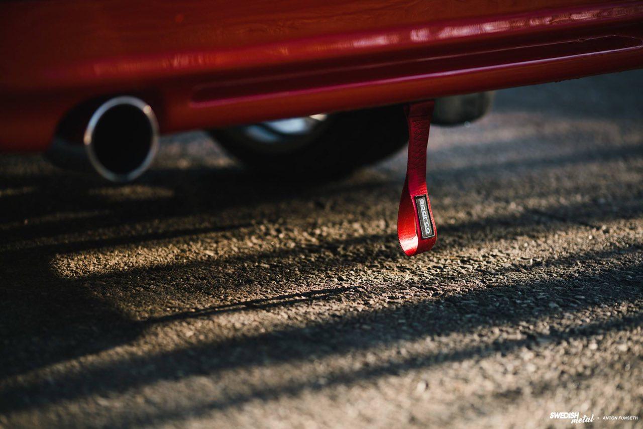 Volvo 850 R... La Sup'R Brique ! 8