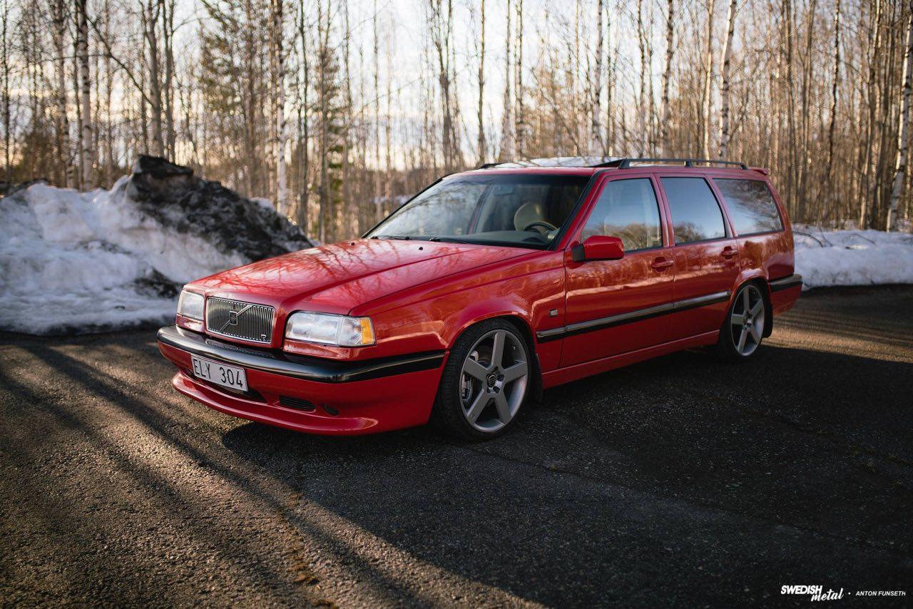 Volvo 850 R... La Sup'R Brique ! 6