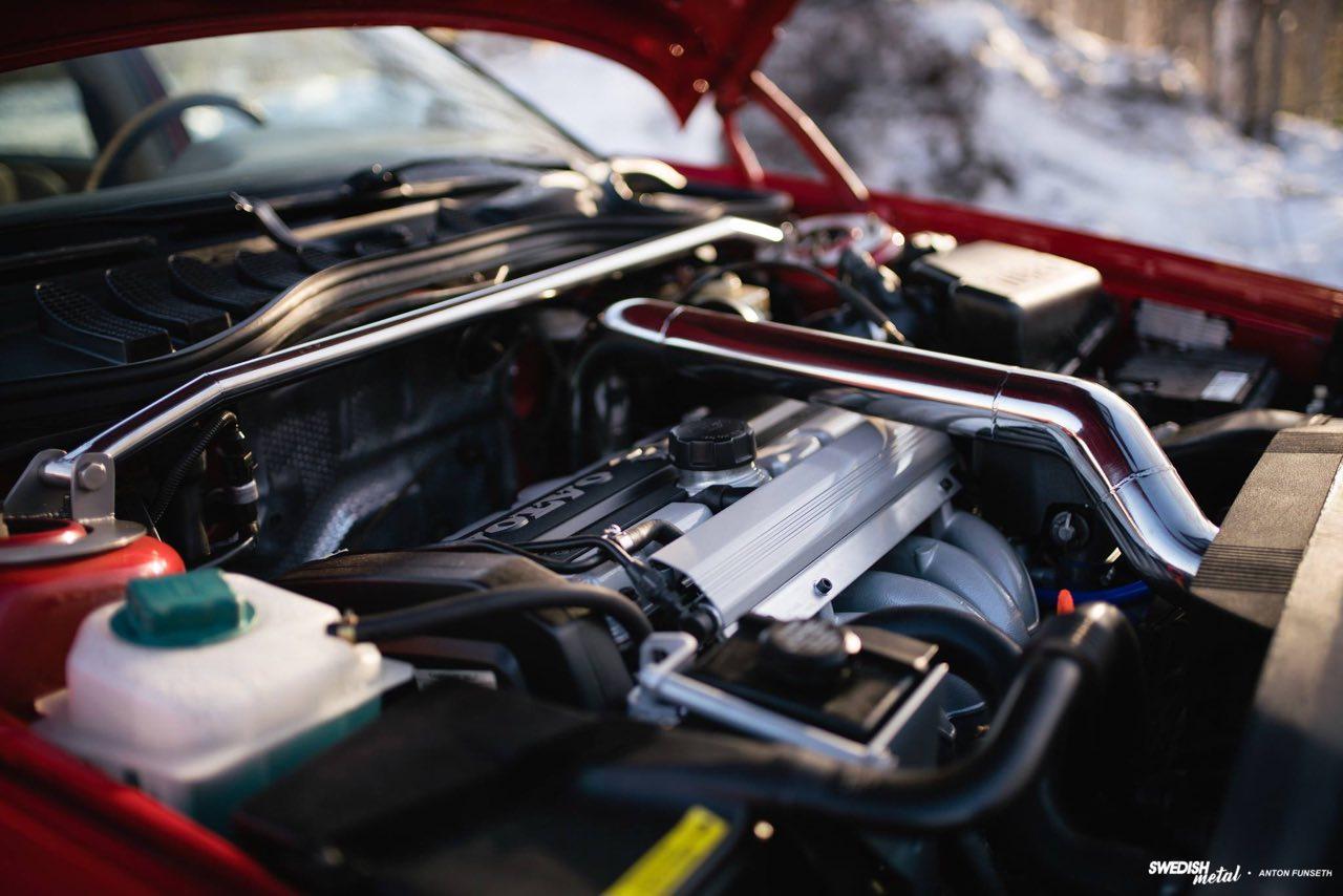 Volvo 850 R... La Sup'R Brique ! 4