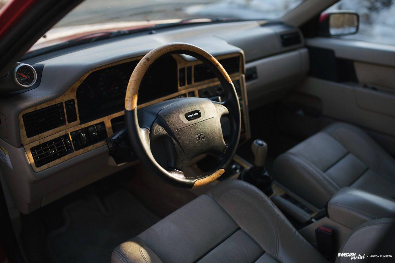 Volvo 850 R... La Sup'R Brique ! 7