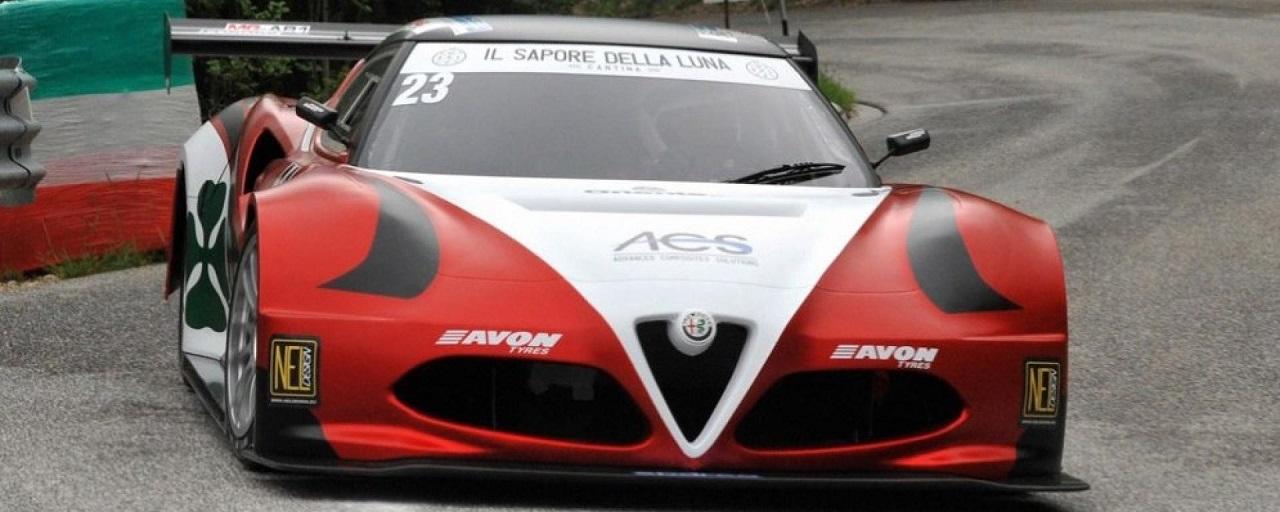 Engine Sound : Alfa 4C V8 Zytek - 4 Cylindres, c'est pas assez ! 7