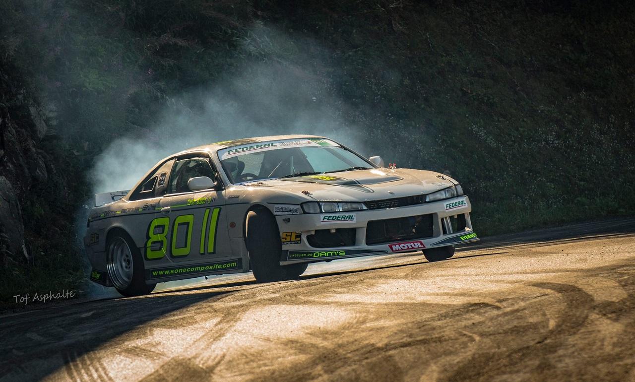 #Drifteur - Damien Bosco et sa S14 ! 2
