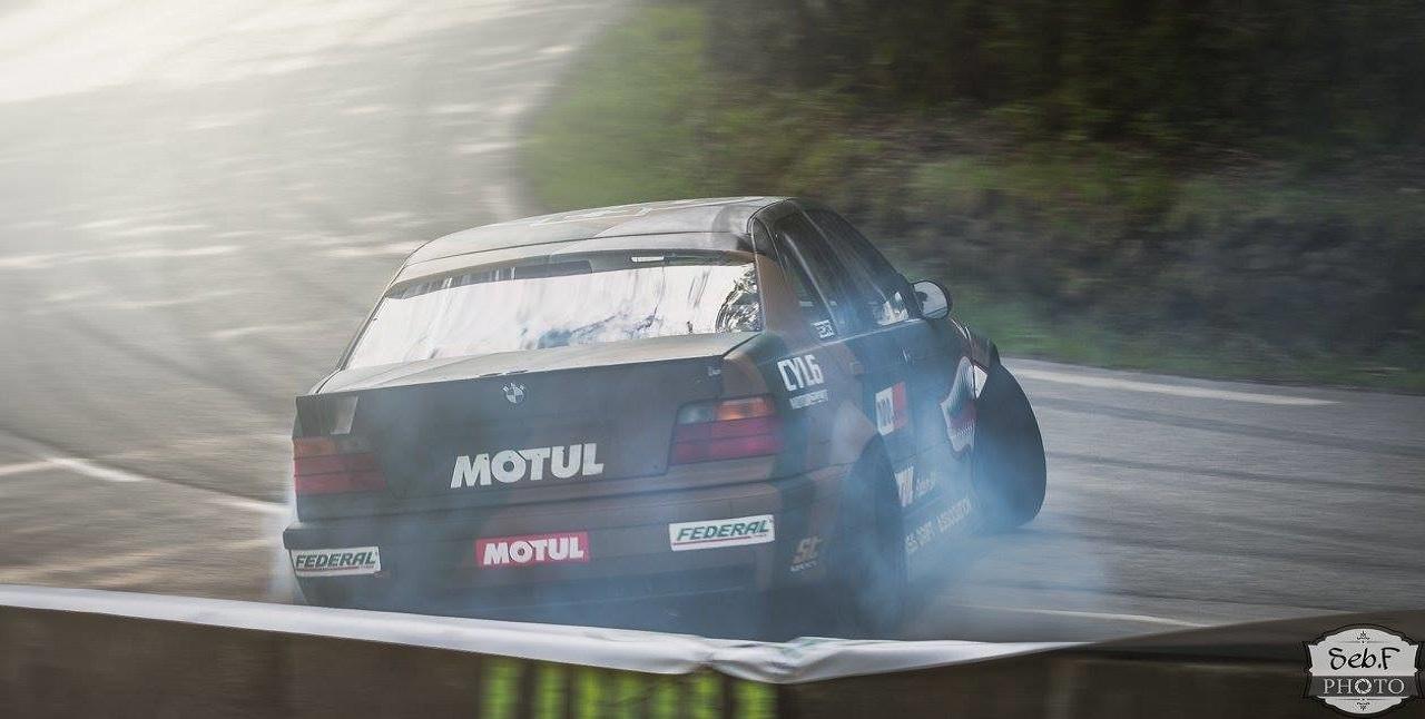 #Drifteur - Marin Morier et son (ex) E36 ! 5