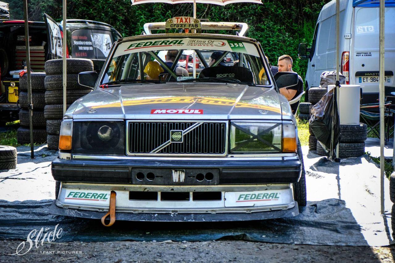 #Drifteur : Kévin Fayolle et sa Volvo 240 ! 44