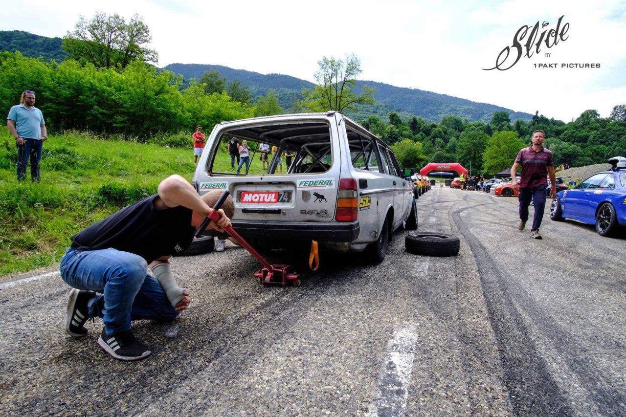 #Drifteur : Kévin Fayolle et sa Volvo 240 ! 45