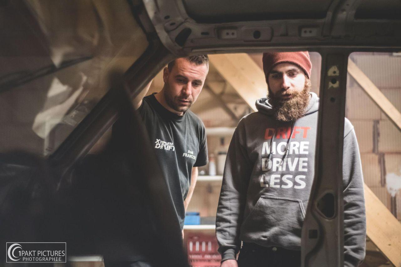 #Drifteur : Kévin Fayolle et sa Volvo 240 ! 40