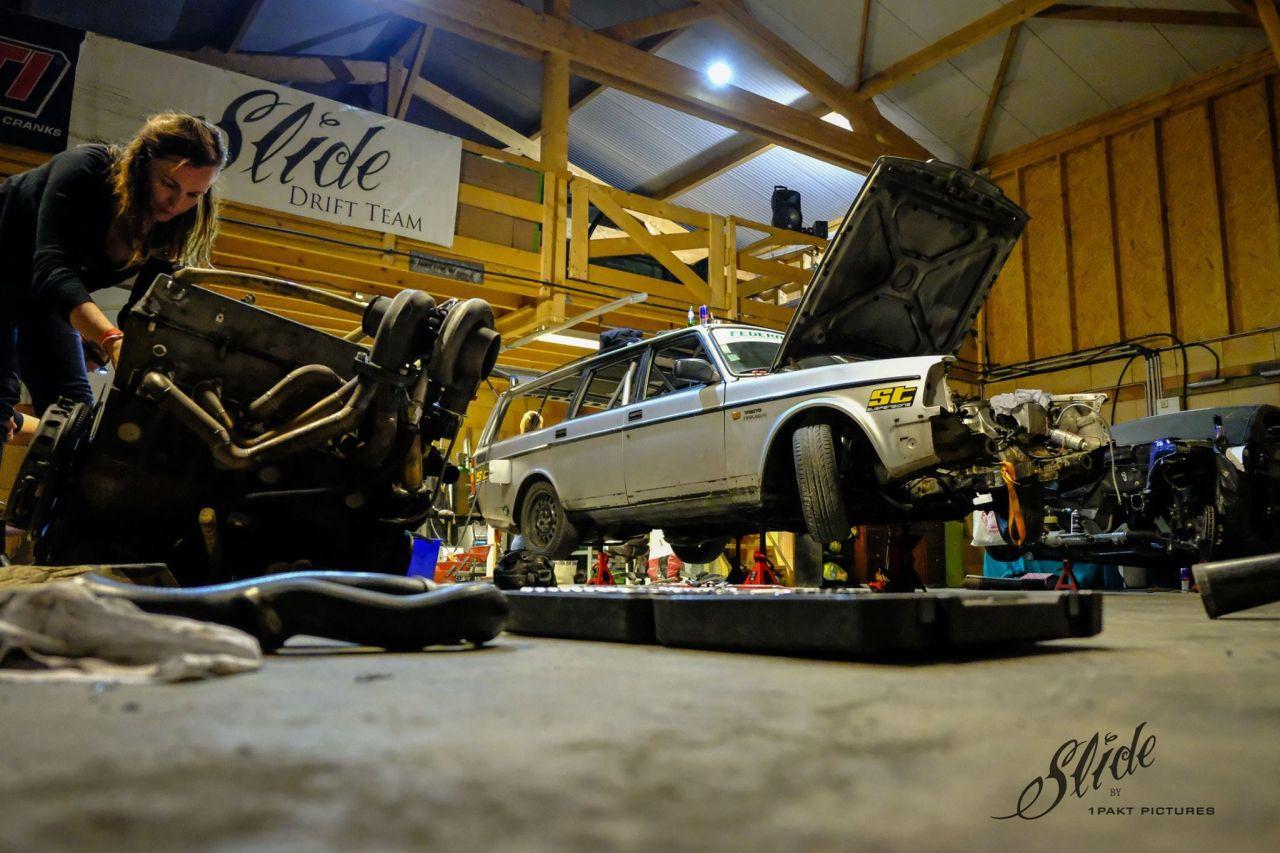 #Drifteur : Kévin Fayolle et sa Volvo 240 ! 42