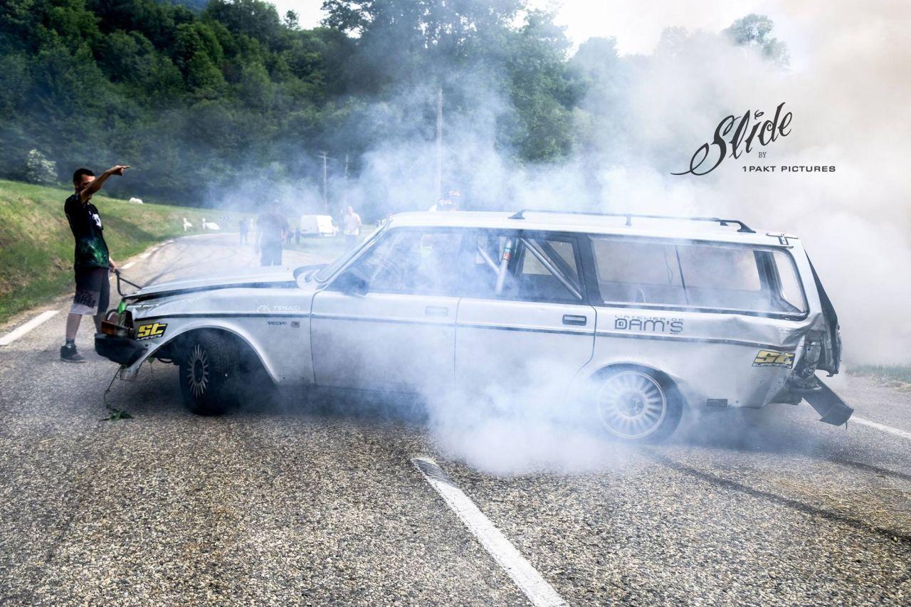 #Drifteur : Kévin Fayolle et sa Volvo 240 ! 35