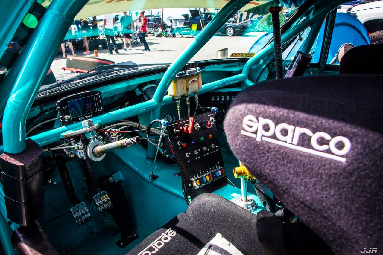 #Drifteur : Alexandre Claudin et sa Charger 68 ! 25