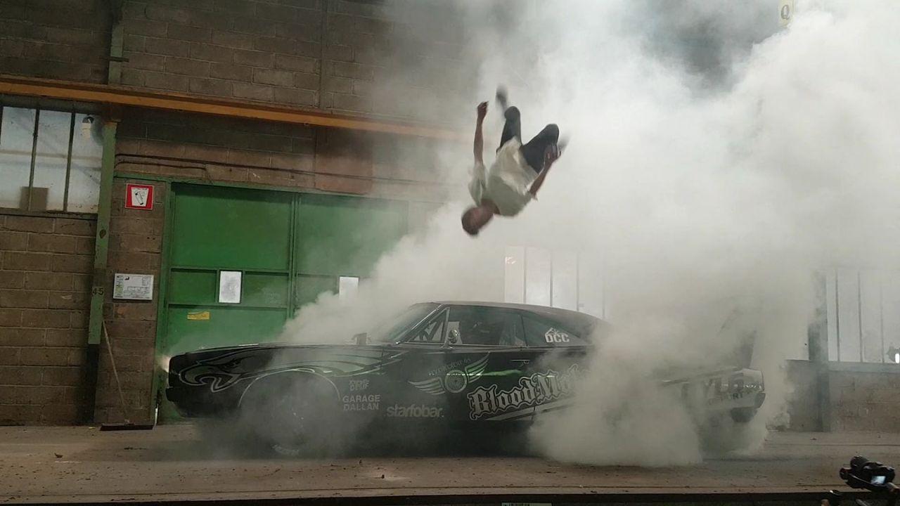 #Drifteur : Alexandre Claudin et sa Charger 68 ! 20