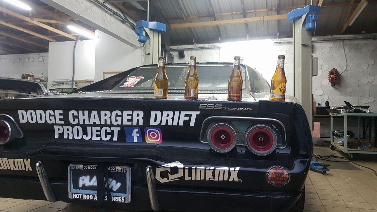 #Drifteur : Alexandre Claudin et sa Charger 68 ! 27