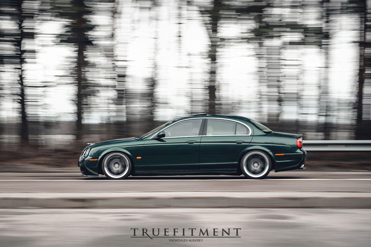 Jaguar S Type - Féline posée ! 4