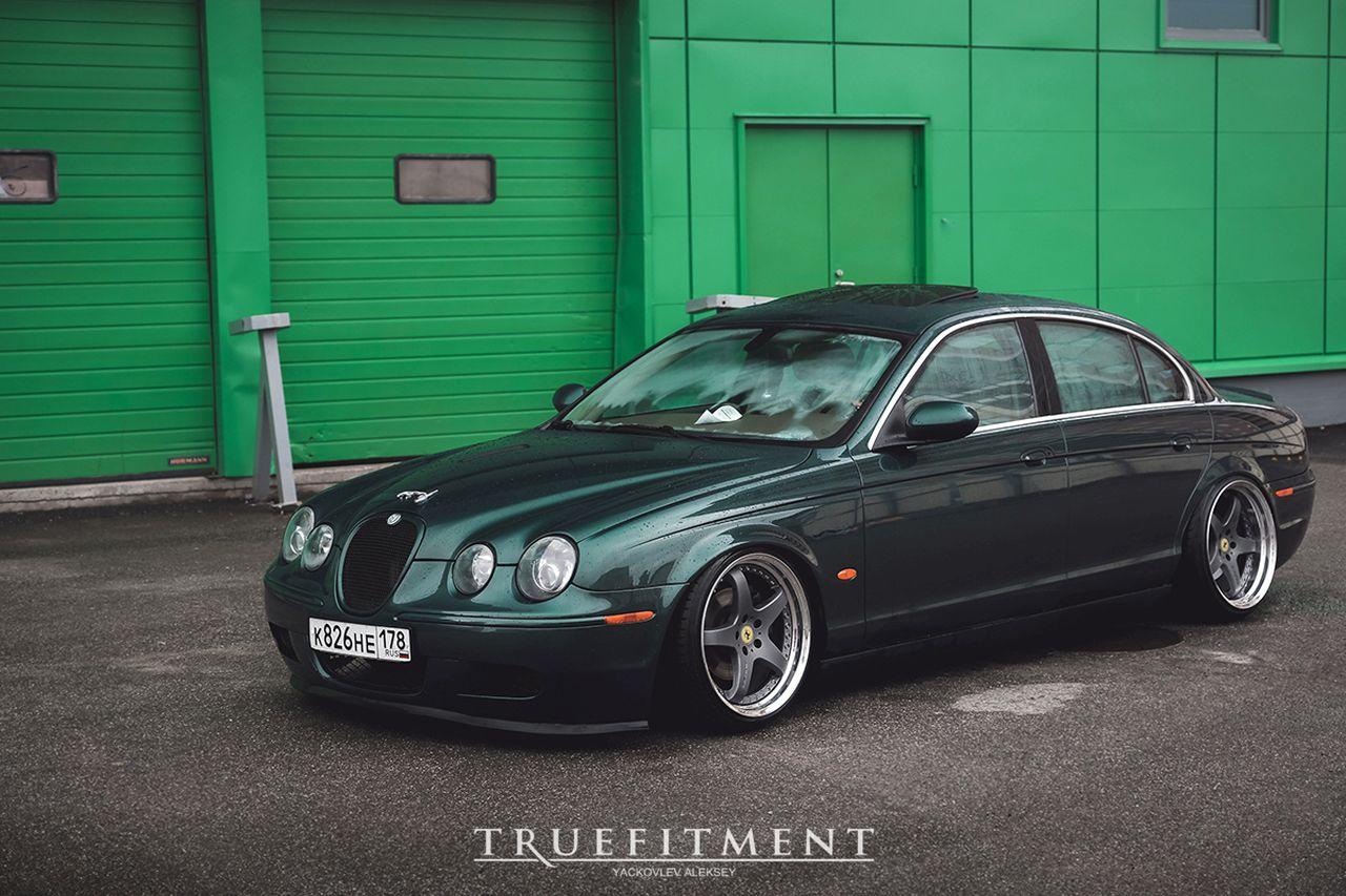Jaguar S Type - Féline posée ! 3