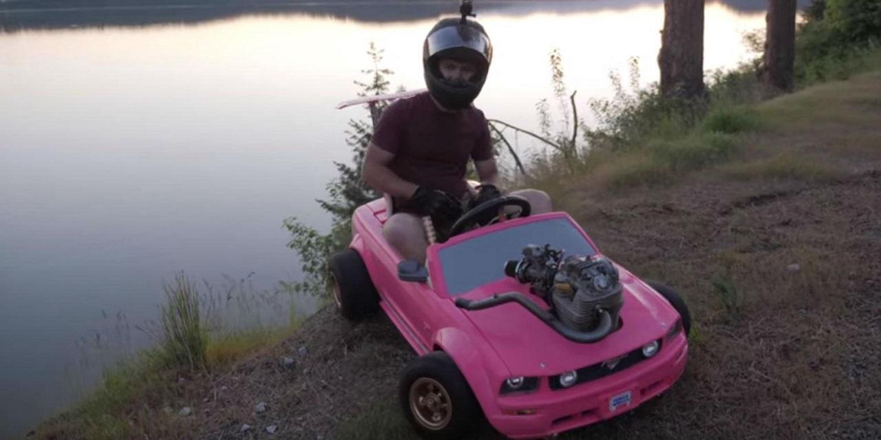 Mustang Barbie Car - Swap de Poche ! 17