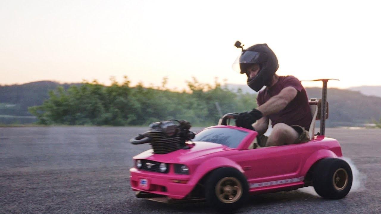 Mustang Barbie Car - Swap de Poche ! 13