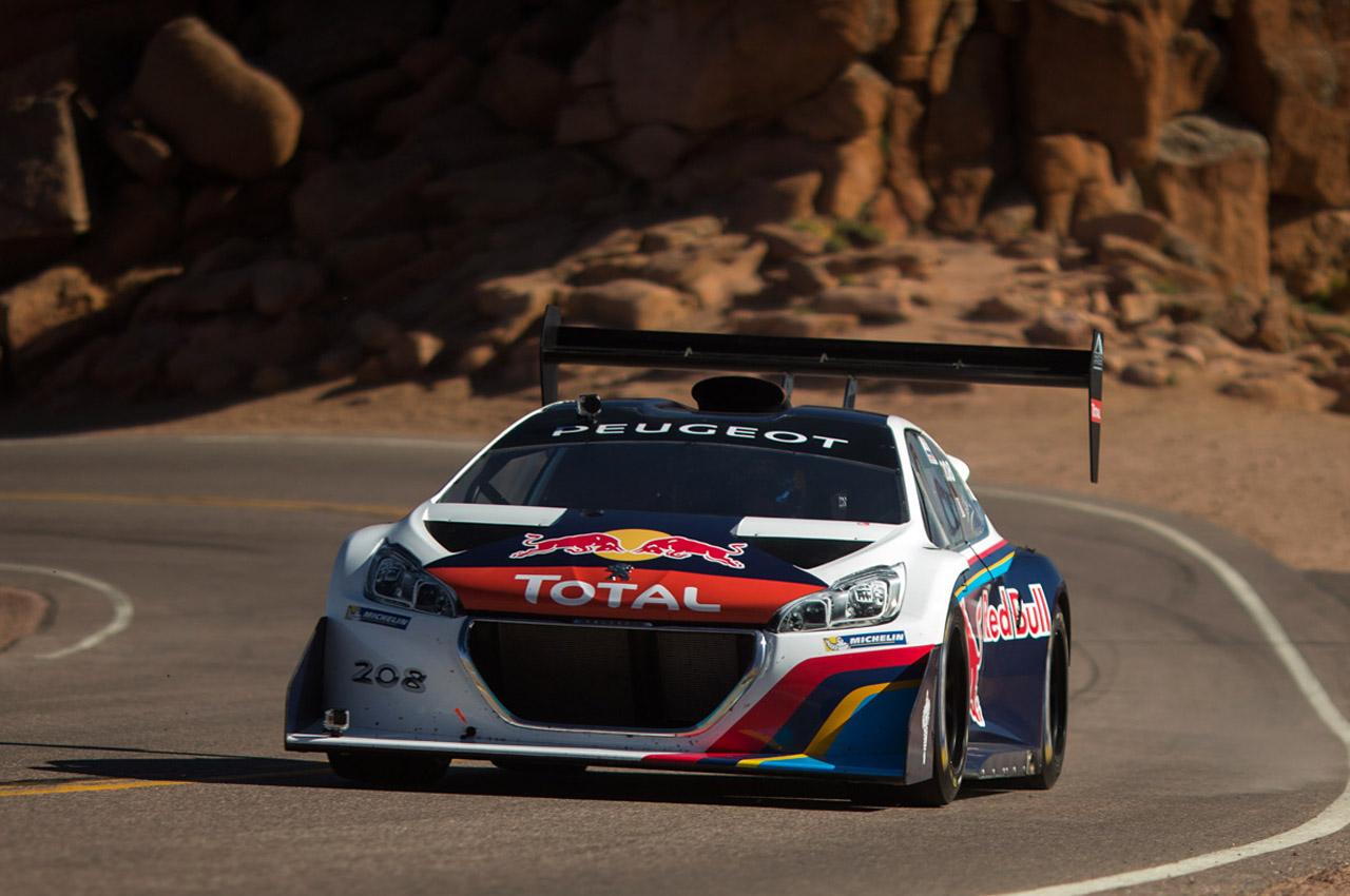 Incontournable : Le record de Sebastien Loeb à Pikes Peak 2013 7