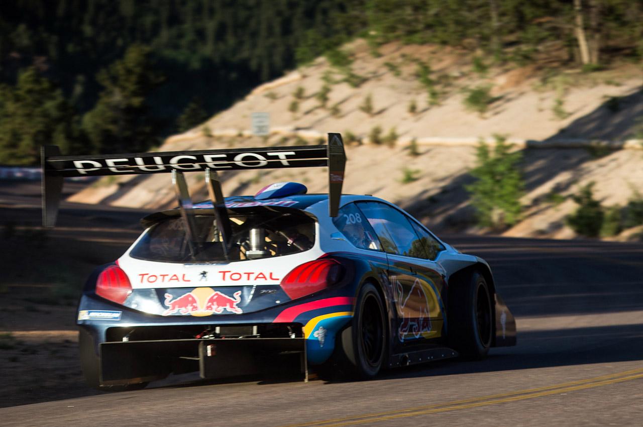 Incontournable : Le record de Sebastien Loeb à Pikes Peak 2013 9
