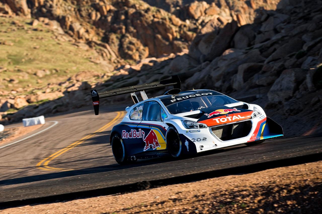 Incontournable : Le record de Sebastien Loeb à Pikes Peak 2013 8