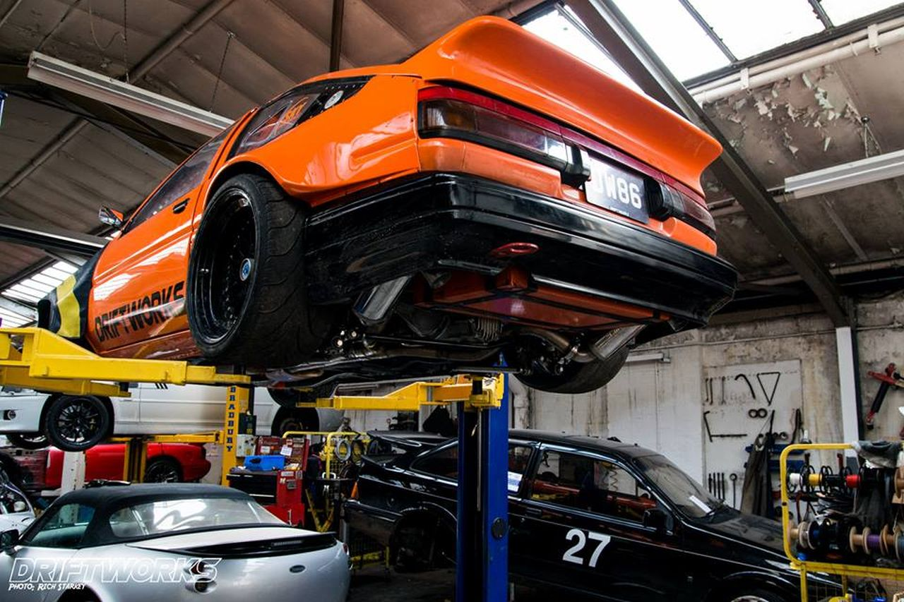 Toyota AE86... Encore ?! Oui, mais en V8 ! 10