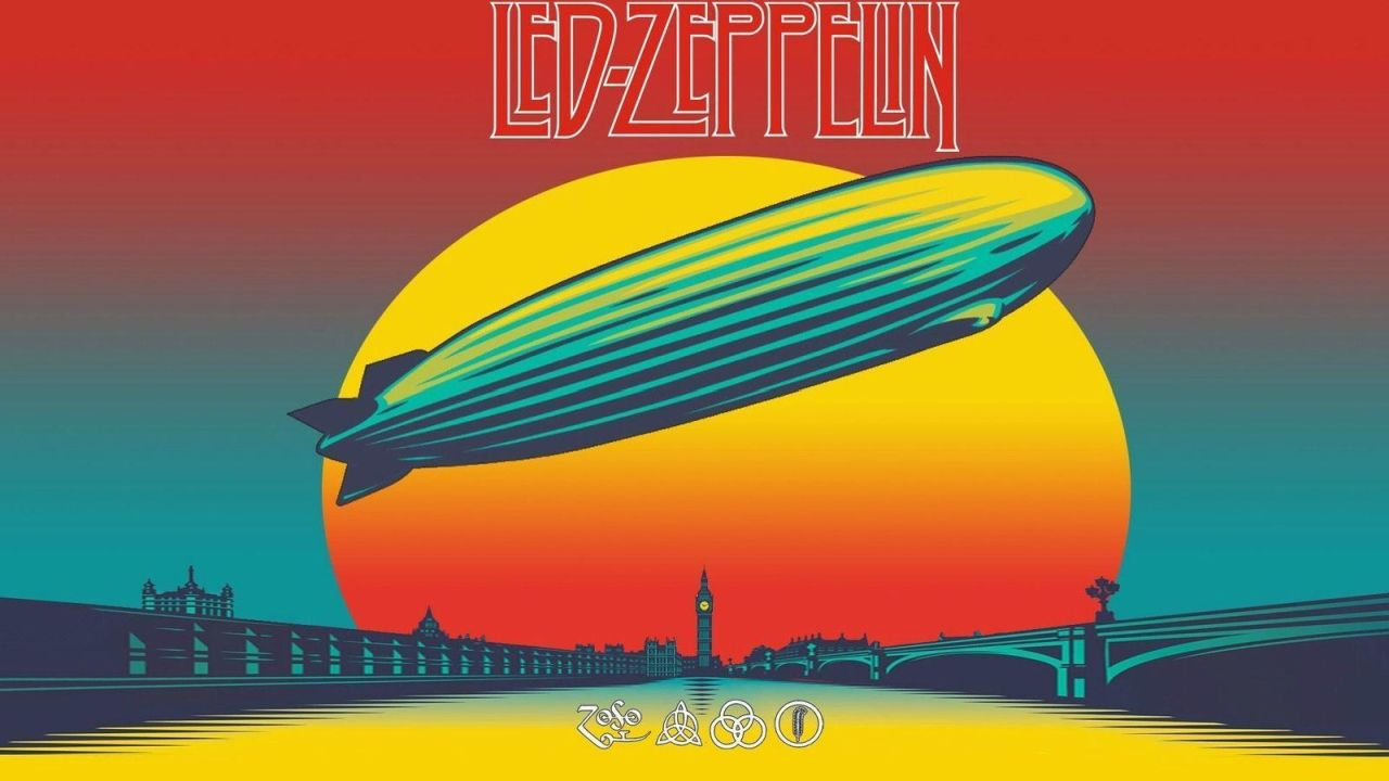 "A fond : ""Immigrant Song"" - Led Zeppelin 13"