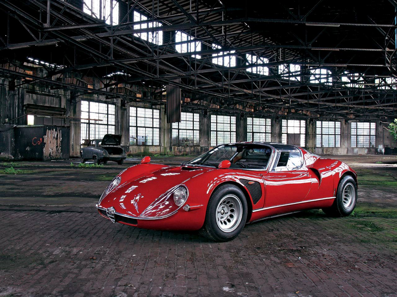 Engine Sound : Alfa Romeo 33 Stradale - Alfantastique ? 14