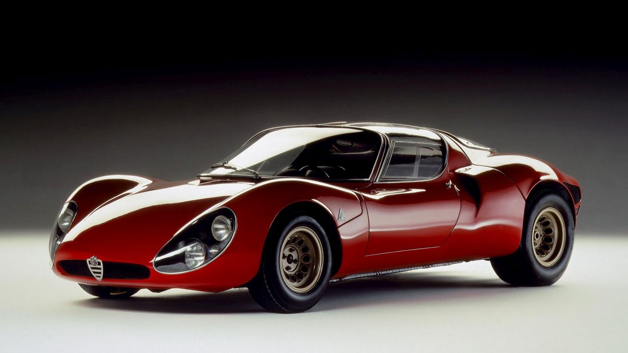 Engine Sound : Alfa Romeo 33 Stradale - Alfantastique ? 13