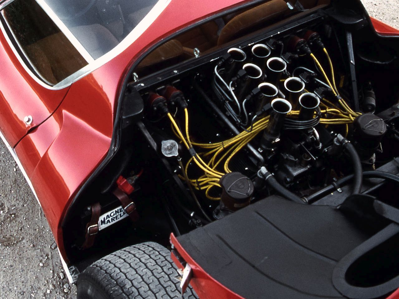 Engine Sound : Alfa Romeo 33 Stradale - Alfantastique ? 17