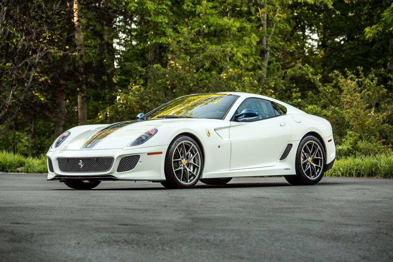 Engine Sound - Ferrari 599 GTO - Un bon coup d'douze 24
