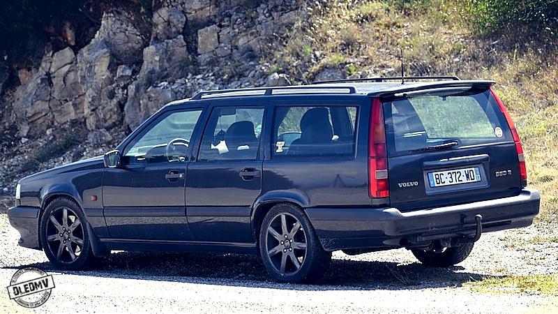 Volvo 850 R... La Sup'R Brique ! 9